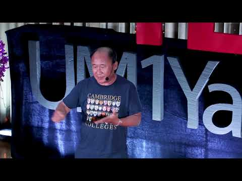 Smiling in The Dark: How to survive uncertainties and succeed. | Pascal Khoo Thwe | TEDxUM1Yangon thumbnail