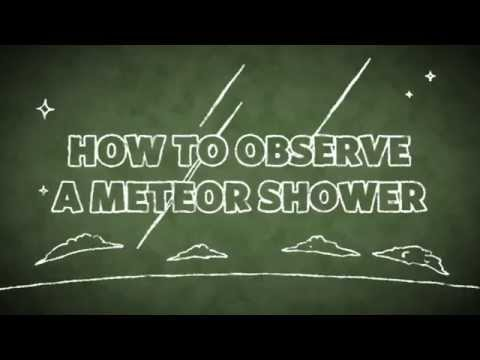 How to View a Meteor Shower | California Academy of Sciences thumbnail