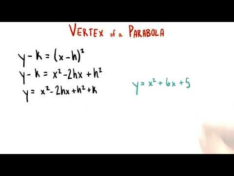 Identify h - College Algebra thumbnail