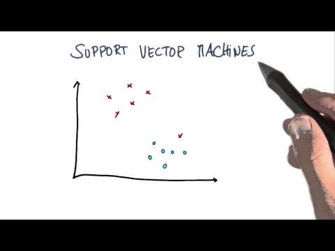 SVMs and Tricky Data Distributions - Intro to Machine Learning thumbnail