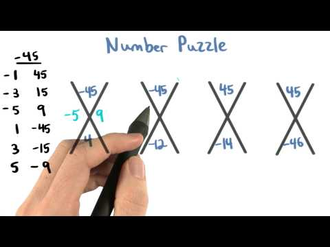 Number Puzzle thumbnail