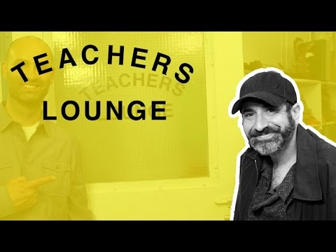 Dave Attell (Teachers Lounge Ep. 5) thumbnail