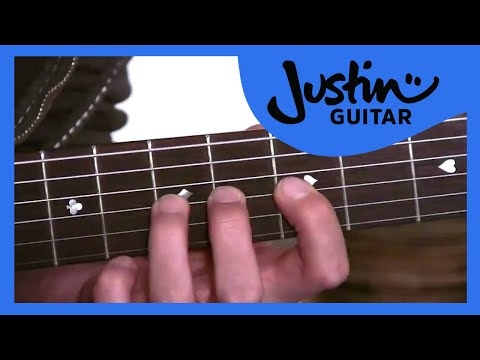 Basic Finger Workout (Guitar Lesson BC-135) Guitar for beginners Stage 3 thumbnail