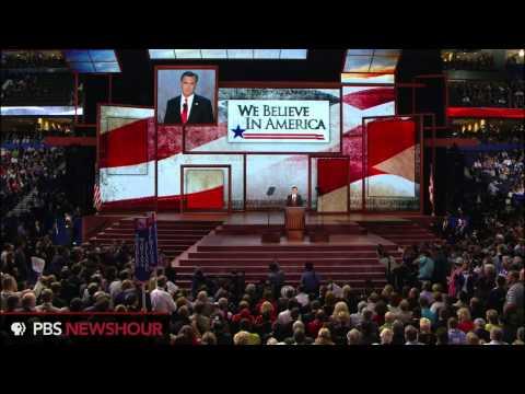 Watch Republican Presidential Candidate Mitt Romney's Full Speech thumbnail