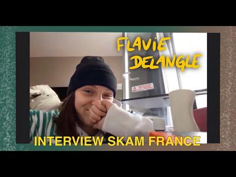 Interview Flavie Delangle / Lola Lecomte dans Skam France :  Casting, projets, Skam saison 7 etc... thumbnail