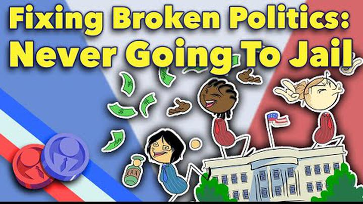 Fixing Broken Politics - Never Going To Jail - Extra Politics