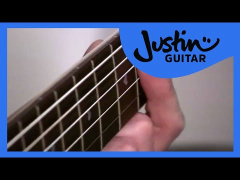 The A Chord again(Guitar Lesson BC-143) Guitar for beginners Stage 4  thumbnail