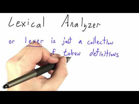 02-21 Lexical Analyzer thumbnail