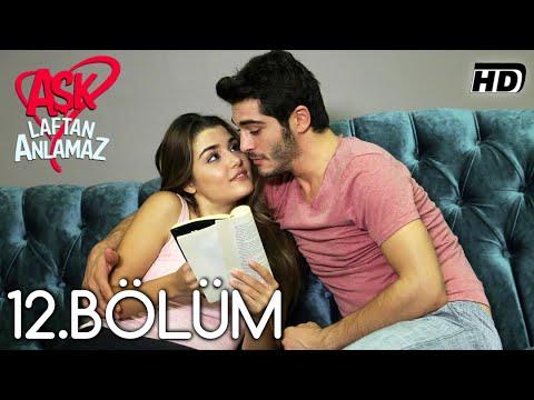 Aşk Laftan Anlamaz 12 Bölüm ᴴᴰ with subtitles | Amara