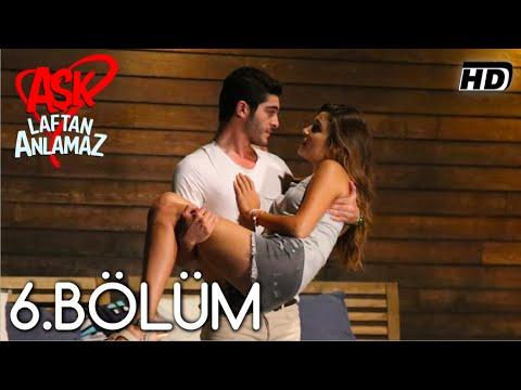Aşk Laftan Anlamaz 6 Bölüm ᴴᴰ with subtitles   Amara