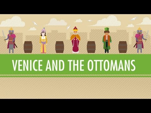 Venice And The Ottoman Empire Crash Course World History 19 With