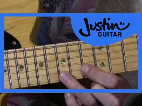 Blues Lead Guitar: The Dorian Approach (2/2) How to play #18of20 (Guitar Lesson BL-028) How to play thumbnail