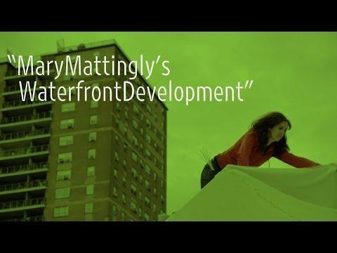 "Mary Mattingly's Waterfront Development | ""New York Close Up"" | Art21 thumbnail"