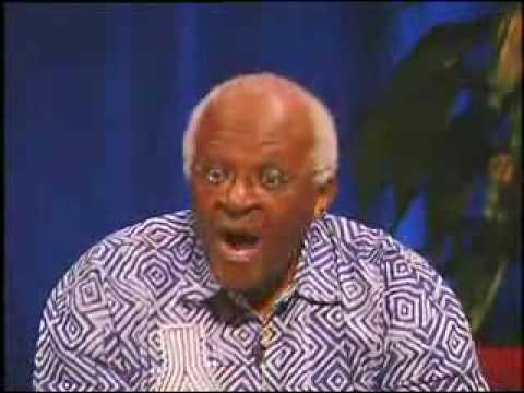 Desmond Tutu - Spitting in the face of God thumbnail