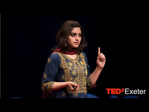 Be a (non-violent) hero, not a martyr | Gulalai Ismail | TEDxExeter thumbnail