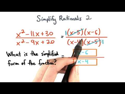 Simplified Form - Visualizing Algebra thumbnail