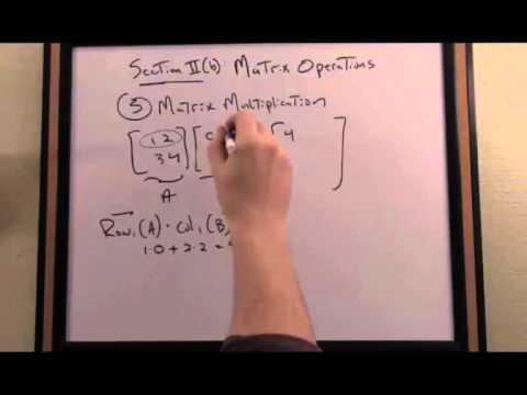 Matrix2.2MatrixOperations2 thumbnail
