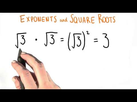 Find The Missing Exponent - College Algebra thumbnail