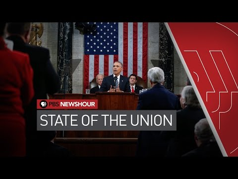 Watch the full 2016 State of the Union speech thumbnail