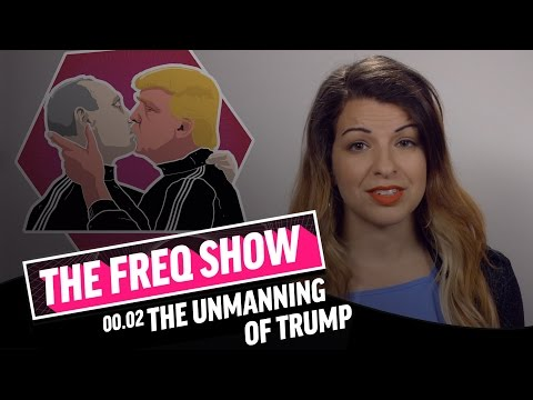 The FREQ Show: 00.02 The Unmanning of Trump thumbnail
