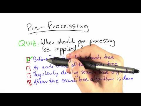12-15 When To Apply Preprocessing Solution thumbnail