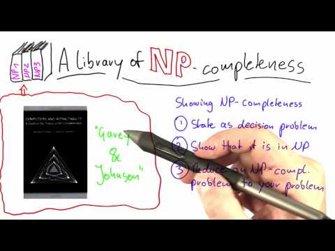10-45 Other Sources Of NP-Complete Problems thumbnail