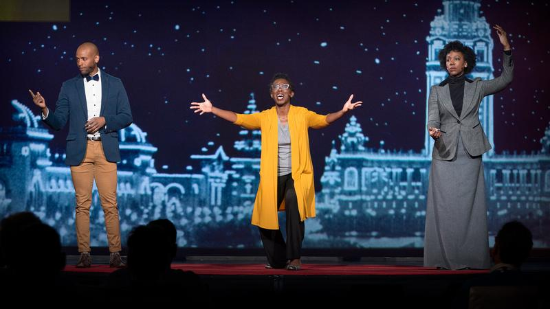 A historical musical that examines black identity in the 1901 World's Fair thumbnail