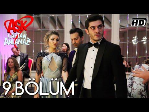 Aşk Laftan Anlamaz 9 Bölüm ᴴᴰ with subtitles | Amara