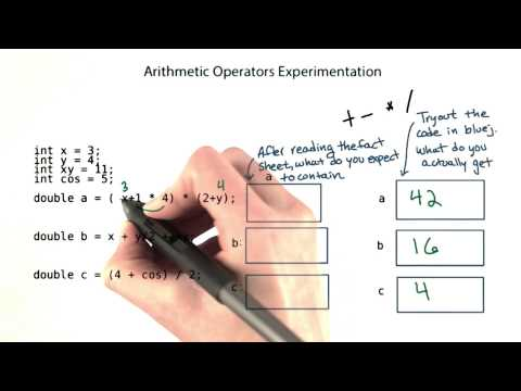 07-12 Arithmetic Operations thumbnail