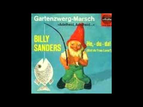 Billy Sanders: Gartenzwerg Marsch, Single 1962 thumbnail