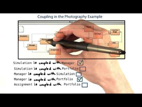 Coupling in the Photography Example - Intro to Java Programming thumbnail