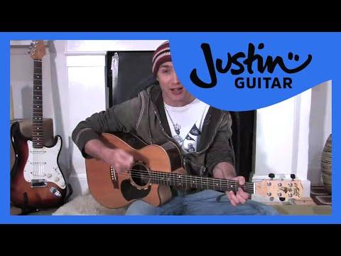 Rhythm Guitar Basics 2(Guitar Lesson BC-146) Guitar for beginners Stage 4 thumbnail