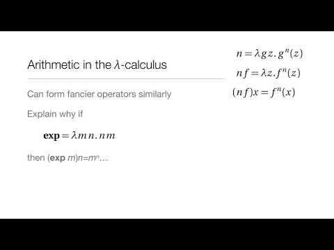 Computation in Complex Systems: Computation Everywhere -  λ Calculus Quiz 2 thumbnail