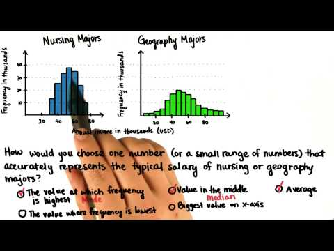 Which Number to Choose - Intro to Descriptive Statistics thumbnail