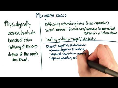 Marijuana effects thumbnail