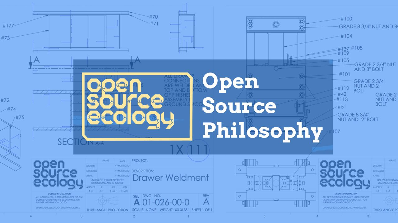 Open Source Philosophy. thumbnail