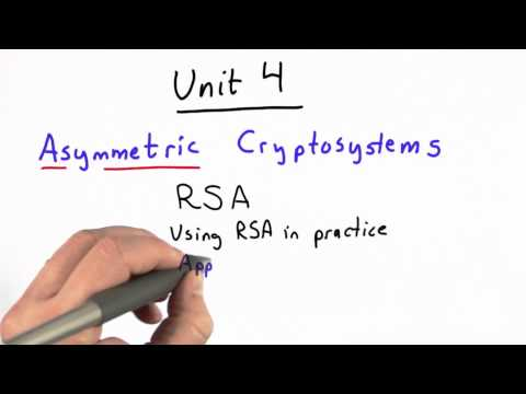 04-01 Asymmetric Cryptosystems thumbnail