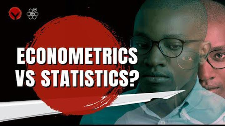 Josh Angrist: What's the difference between econometrics and statistics?