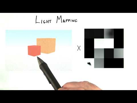 Light Mapping - Interactive 3D Graphics thumbnail