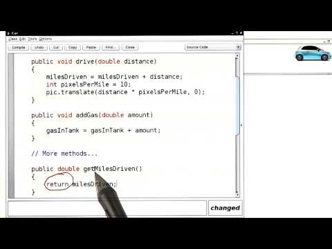 Additional Car Methods - Intro to Java Programming thumbnail
