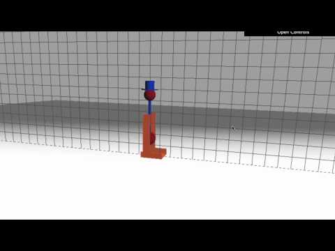 The Drinking Bird - Interactive 3D Graphics thumbnail