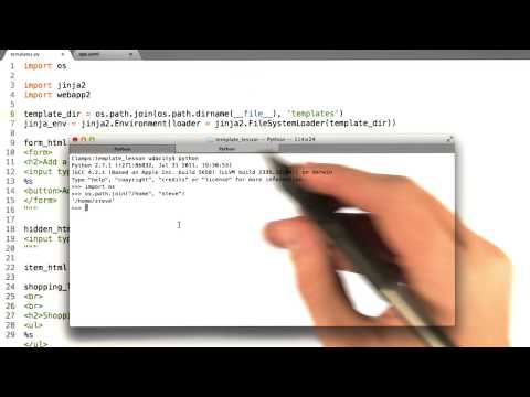 Introducing Templates - Web Development thumbnail