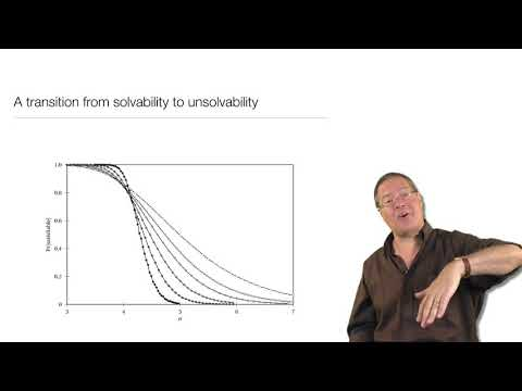 Computation in Complex Systems : Worst-case, Natural & Random : Random Problems thumbnail