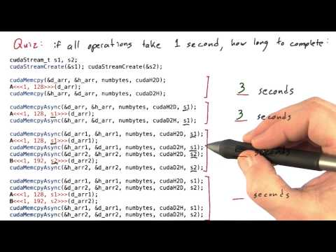 Streams Part2 - Intro to Parallel Programming thumbnail