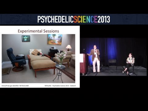 MDMA-Assisted Psychotherapy for PTSD: Current Research - Michael Mithoefer & Annie Mithoefer thumbnail