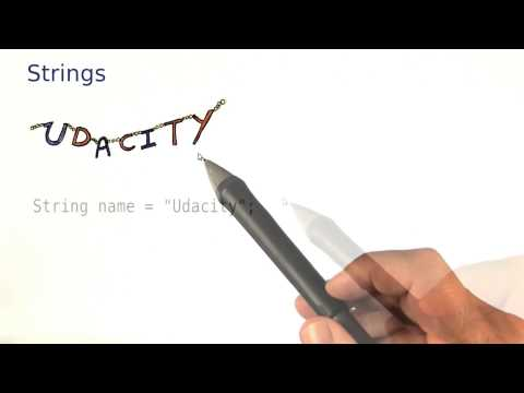 Strings - Intro to Java Programming thumbnail