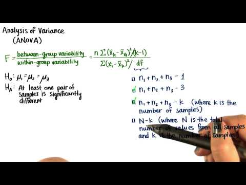 Formalize Within-Group Variability - Intro to Inferential Statistics thumbnail