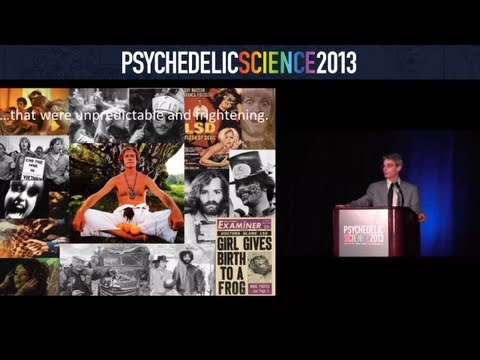 Psilocybin-Assisted Treatment for Alcohol Dependence - Michael Bogenschutz thumbnail