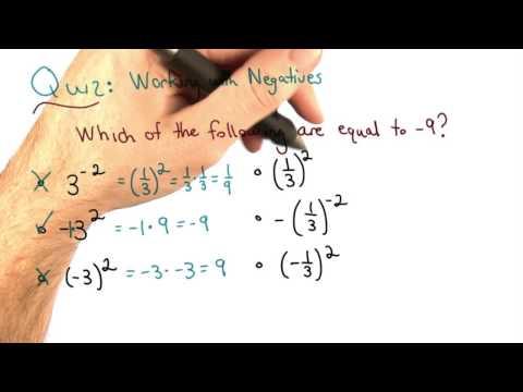 Working with Negatives - Visualizing Algebra thumbnail