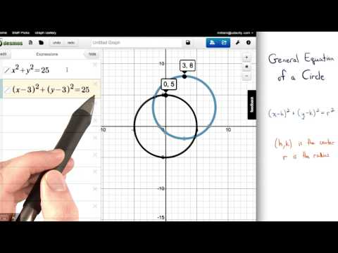 Identifying Parts of A Circle - Visualizing Algebra thumbnail